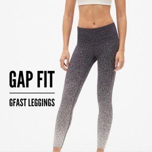 Gap Fit Ombré Gfast Leggings - Sz. S